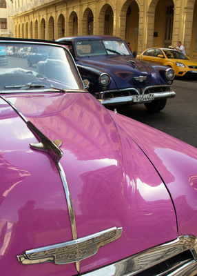 Candy Colored Cars